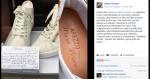 Após problema com pedido, loja surpreende cliente cadeirante com sapato personalizado