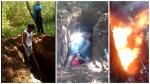Barbárie em Porto Alegre: condenados pelo PCC cavam a própria cova antes da execução (veja o vídeo)