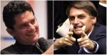Bolsonaro promete Sérgio Moro para o Supremo Tribunal Federal (veja o vídeo)