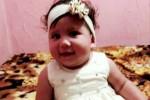Marido de babá violenta e mata bebê de um ano (veja o vídeo)