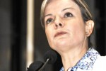Gleisi Hoffmann, a dois passos do julgamento e da iminente condenação