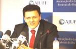 """Magistratura não está preocupada com a questão """"moral"""", afirma presidente da AJUFE"""