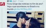 """O flagrante """"Fake News"""" do G1, o portal de notícias da Globo"""