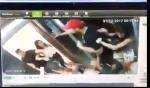Em briga cinematográfica, turista sozinho espanca três agressores armados (veja o vídeo)