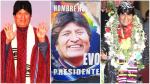 """Evo, o genocida em potencial, brincando de """"deus"""" com o povo boliviano"""
