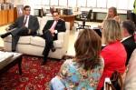 Petistas mentem descaradamente para o presidente do TRF-4