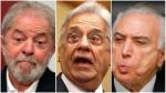 Lula, FHC e Michel Temer enfraquecem a democracia