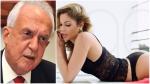 Ex-governador de 75 anos agora namora ex-BBB de 33