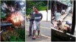 Inconformado com fim de namoro, homem ateia fogo em casa de protetora e mata 11 cachorros