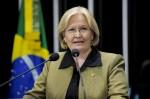 Senadora Ana Amélia rebate a PGR: voto impresso fortalece a democracia (Veja o Vídeo)