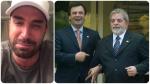 Depois de Dado, Justiça manda prender Latino, e nada de Lula, nem Aécio...