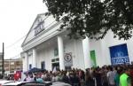 MST tenta impedir o funcionamento da Havan em Chapecó e PM intervém (Veja o vídeo)