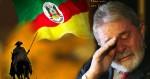 URGENTE: Lula está cercado em Bagé e deve sair de helicóptero da cidade (Veja o Vídeo)