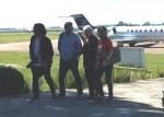 """Lula abandona a """"Caravana da Vergonha"""" e chega de avião em Passo Fundo (Veja o Vídeo)"""