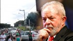 Lula se dá mal no Paraná: Povo bloqueia a entrada em Pato Branco (Veja o Vídeo)