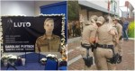 Sob forte emoção soldado Caroline é enterrada em Chapecó com honras militares (Veja o Vídeo)