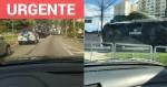 URGENTE: Blindado da PM se desloca para São Bernardo do Campo