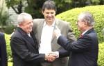 Lula novamente deposita suas esperanças nas mãos de Maluf