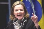 """Gleisi acusa Moro por atentado e ameaça promover """"violência Internacional"""" (Veja o Vídeo)"""