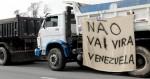 """Primeiras manifestações de caminhoneiros são pela continuidade da """"greve"""" (Veja o Vídeo)"""