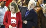 Gleisi, a louca, quer que a Justiça permita que a cela de Lula vire estúdio de TV