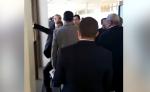 Advogado, que deu voz de prisão à juíza, simula ter sido agredido por PM (Veja o Vídeo)