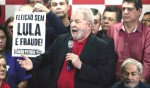 A delirante pretensão da candidatura de Lula