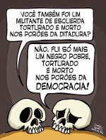 Diálogo sobre ditadura da corrupção e a religião civil