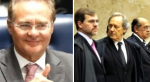 Renan parabeniza os companheiros da Segunda Turma e tripudia sobre juiz federal (Veja o Vídeo)