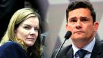 PT divulga nota atacando Moro por determinar uso de tornozeleira para Dirceu