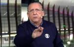 Galvão Bueno: profissionais não suportam mais grosserias e desacatos