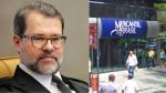 O conluio entre Dias Toffoli e o Banco Mercantil