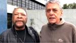 Chico Buarque e Martinho da Vila visitam Lula, falam bobagens e ironizam juíza (Veja o Vídeo)