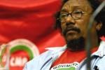 Grevista de fome, irmão do cantor Chico Cesar, já não diz coisa com coisa (Veja o Vídeo)