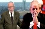 """Alexandre Garcia fulmina: """"Lula no debate seria uma aberração"""" (Veja o Vídeo)"""