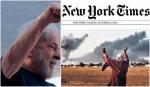 New York Times, não se sabe a que preço, abre espaço para as mentiras de Lula