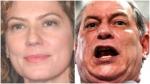 """Ciro leva um sonoro """"NÃO"""" de Patrícia Pillar"""