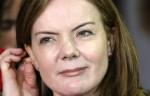"""Gleisi, principal beneficiária de tuitadas pagas, """"cara de pau"""", diz que não sabia de nada"""