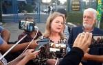 Proibida de visitar Lula como advogada, Gleisi mente descaradamente