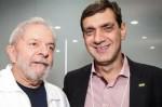 Delegado que fez buscas na casa do filho de Lula, por denúncia de tráfico, está livre de investigação