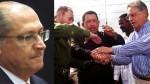 O agonizante fim de carreira de Geraldo Alckmin