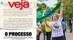 Veja dá novo golpe em Bolsonaro, mas golpe fatal é frustrado