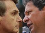 """Jair Bolsonaro e o poste de Lula disputarão o 2º turno, apenas para """"cumprir tabela"""""""