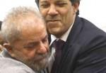 Como será o reencontro entre Haddad e Lula no dia 29 de outubro?