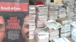 Jornaleco petista é distribuído ilegalmente em diversas cidades brasileiras na calada da noite