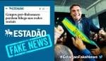 Hashtag #EstadaoFakeNews atinge os trending topics no Twitter