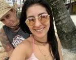 Amor Bandido: A bela mulher assassinada na visita intima ao marido