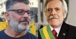 No duelo entre ex-colegas na Globo, Frota destrói José de Abreu (Veja o Vídeo)