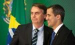 """Bolsonaro para Guaidó: """"esquerda gosta tanto de pobres que acabou multiplicando-os"""""""
