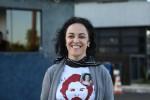 Filósofa petista a favor do assalto sai do Brasil após um assalto